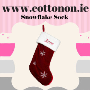 Santa Stocking Christmas Sock Christmas Stocking with embroidery Personalised Christmas Stocking Santa Stocking Burgundy Velvet Rich Luxury White Top embroidered with name