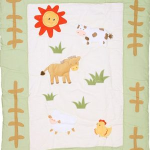 Farmyard Animals Quilt