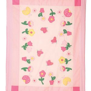 butterfly cot quilt