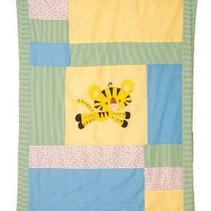 tiger cot quilt