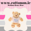 Medium Honey bear, Cotton on personalised gift name newborn birthday