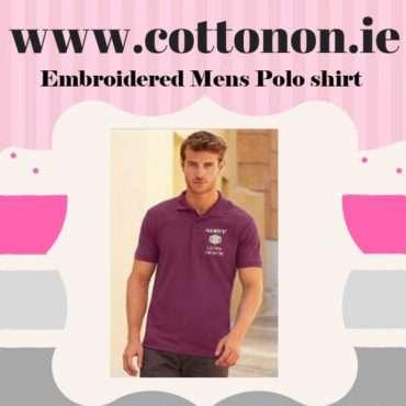 Personalised Polo Shirt UC101