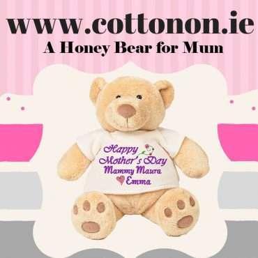 A Honey Bear for Mum