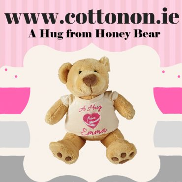 A Hug from Honey Bear