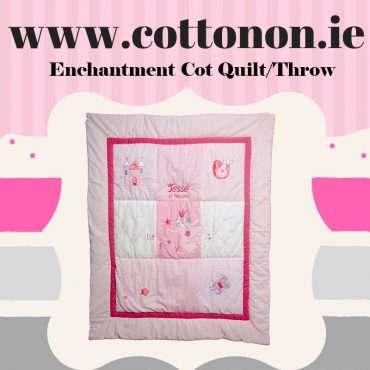 Enchantment Cot Quilt