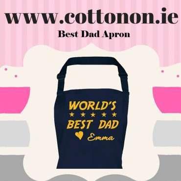 Best Dad Apron